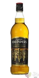Seagram´s 100 Pipers blended Scotch whisky 40% vol.  1.00 l