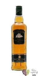 "Cutty Sark "" Black "" blended Scotch whisky by Berry Bros & Rudd 40% vol.    0.04 l"