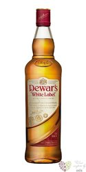 "Dewar´s "" White label "" finest Scotch whisky 40% vol.  0.70 l"