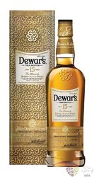 "Dewar´s "" the Monarch "" aged 15 years premium Scotch whisky 40% vol.  1.00 l"