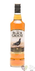 "Famous Grouse "" Black Grouse "" premium blended Scotch whisky 40% vol.  0.70 l"