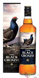 "Famous Grouse "" Black Grouse "" premium blended Scotch whisky 40% vol.   1.00 l"