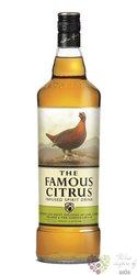 "Famous Grouse "" Citrus "" infused spirit drink 35%vol.    1.00 l"