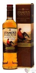 """Famous Grouse """" Bourbon cask """" blended Scotch whisky 40% vol.  1.00 l"""