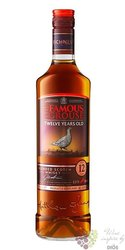 Famous Grouse 12 years old premium Scotch whisky 40% vol.  0.70 l