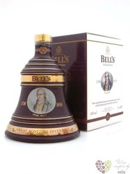 "Bell´s 2002 "" James Watt "" decanter premium Scotch whisky 40% vol.    0.70 l"