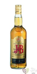 "J&B "" Expection "" aged 12 years blended malt Scotch whisky 40% vol.    0.70 l"