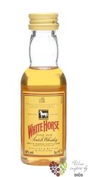 White Horse fine old blended Scotch whisky 40% vol.     0.05 l