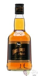 "White Horse "" 1900 "" ltd. blended Scotch whisky 40% vol.     0.50 l"