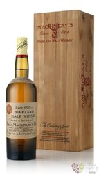 "Mackinlay´s rare old "" Shackleton´s Discovery "" Highlang malt whisky 47.3% vol.0.70 l"