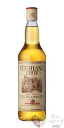 Highland Chief Blended Scotch whisky 40% Vol.    0.70 l