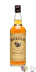 Mackinlay 5 years od finest blended Scotch whisky 40% vol.    0.70 l