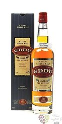 "Eddu "" Silver Pur Blé Noir "" French Bretagne single malt whisky 40% vol.     0.70 l"
