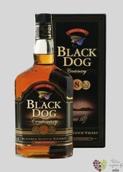 "Black Dog "" Centenary "" aged 8 years premium Scotch whisky 43% vol.    1.00 l"