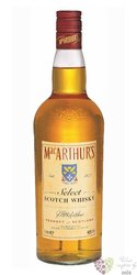 MacArthur´s Select Scotch whisky 40% vol.  1.00 l
