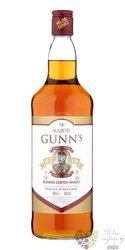 "Major Gunn´s "" Special reserve "" blended Scotch whisky 40% vol.    1.00 l"