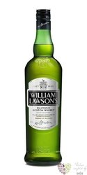 William Lawson´s finest blended Scotch whisky 40% vol.   0.70 l
