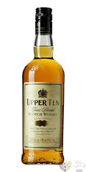 Upper Ten finest blended Scotch whisky 40% vol.    1.00 l