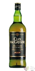 Clan MacGregor blended Scotch whisky 40% vol.    1.00 l