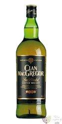 Clan MacGregor blended Scotch whisky 40% vol.    0.35 l