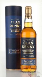 "Clan Denny "" Islay "" Scotch blended malt whisky by Douglas McGibbon 40% vol. 0.70 l"