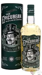 "Douglas Laing "" the Epicurean "" Lowland blended malt Scotch whisky 46.2% vol.  0.70 l"