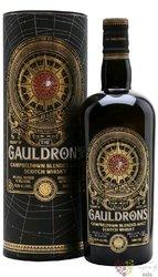"Douglas Laing "" the Gauldrons b.4  "" Campbeltown blended malt whisky 46.2% vol.  0.70 l"