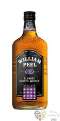William Peel � Old Reserve � blended Scotch whisky 40% vol.    1.00 l