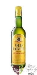 Old Level blended Scotch whisky 40% vol.    0.70 l