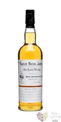 Bailie Nicol Jarvie premium blend of Old Scotch whisky 40% vol.     0.70 l