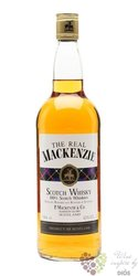 the Real MacKenzie blended Scotch whisky 40% vol.   1.00 l