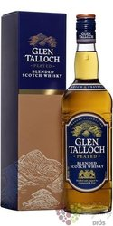 "Glen Talloch "" Peated "" Scotch whisky 40% vol.  0.70 l"