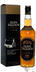 "Glen Talloch "" Gold "" aged 12 years Scotch whisky 40% vol.  0.70 l"