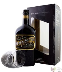 Black Bottle glass pack blended Scotch whisky 40% vol.  0.70 l