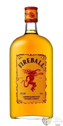 Fireball cinamon & Canadian whisky liqueur by Seagram�s 33% vol.    0.70 l