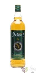 Sir Lawrence blended Scotch whisky 40% vol.    0.70 l