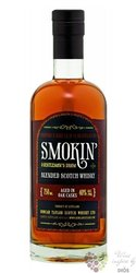 Smokin Gentleman´s dram blended Scotch whisky Duncan Taylor & Co 40% vol.  0.70l
