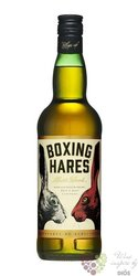 Boxing Hares Scotch hops infused spirit drink by Diageo 35% vol.   0.70 l