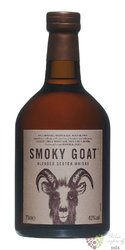 Smoky Goat blended Scotch whisky 40% vol.   0.70 l