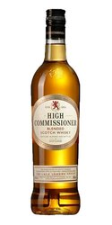 "Loch Lomond "" High Commissioner "" blended Scotch whisky 40% vol. 1.00 l"