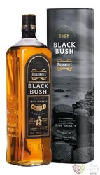 "Bushmills "" Black Bush "" gift box premium blended Irish whiskey 40% vol.  1.00 l"