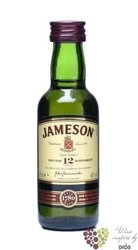 Jameson � Special Reserve 1780 � aged 12 years premium Irish whiskey 40% vol. 0.05 l