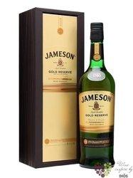 "Jameson "" Gold reserve "" premium blended Irish whiskey 40% vol.    0.70 l"