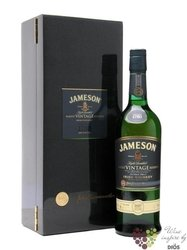 "Jameson 2007 "" Rarest Vintage Reserve "" premium Irish whiskey 46% vol.    0.70 l"