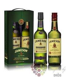 "Jameson "" Signature selection twin pack "" Irish whiskey 40% vol.    2 x 0.50 l"