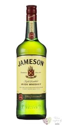 Jameson blended Irish whiskey 40% vol.  1.00 l