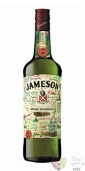 "Jameson 2014 "" St.Patrick day "" limited edition of triple distilled Irish whiskey 40% vol.    0.70 l"