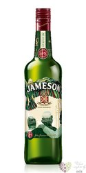 "Jameson 2018 "" St.Patrick day "" limited edition of triple distilled Irish whiskey 40% vol.  1.00 l"
