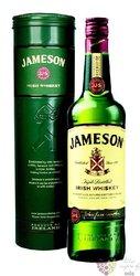 Jameson 2014 metal box blended Irish whiskey 40% vol.  0.70 l