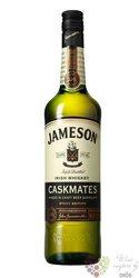 "Jameson Caskmates "" Stout edition "" aged Irish whiskey 40% vol.  1.00 l"